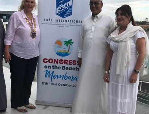 79TH SKAL INTERNATONAL WORLD CONGRESS – SITE VISIT TEAM
