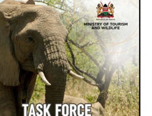 TASK FORCE ON HUMAN-WILDLIFE CONFLICT COMPENSATION SCHEMES Final Report