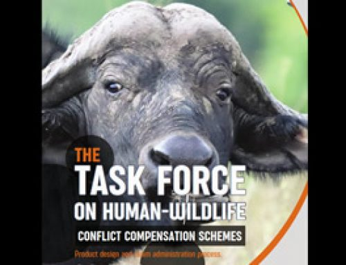 TASK FORCE ON HUMAN-WILDLIFE CONFLICT COMPENSATION SCHEMES