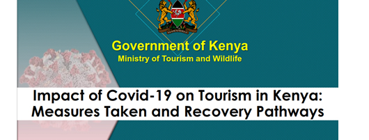 RESEARCH REPORTS FOR COVID-19 AND TOURISM