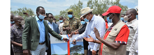 LAUNCH OF THE GREATER MAASAI MARA ECOSYSTEM MANAGEMENT PLAN